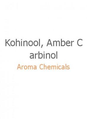 Kohinool, Amber Carbinol