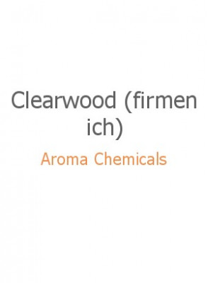 Clearwood (Patchouli Oil Replacer) (firmenich)