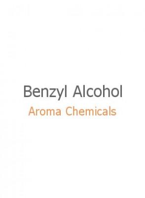 Benzyl Alcohol, FEMA 2137