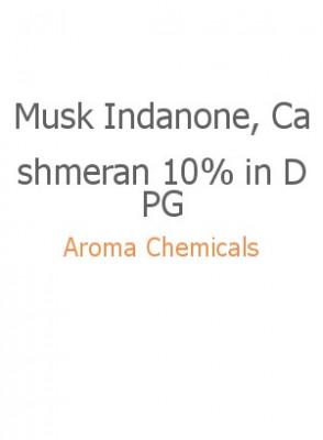 Musk Indanone, Cashmeran 10% in DPG