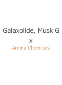 Galaxolide, Musk Gx
