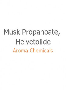 Musk Propanoate, Helvetolide