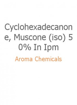 Cyclohexadecanone, Muscone (iso) 50% In Ipm