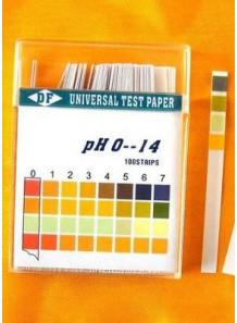กระดาษทดสอบ pH (ลิตมัส)