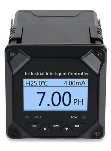pH Controller เครื่องควบคุมค่า pH สำหรับระบบบำบัดน้ำเสีย