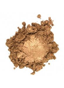 Flash Brown Mica น้ำตาล สว่าง เหลือบทอง (ขนาด A)