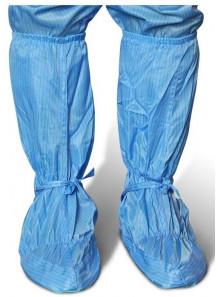 ถุงรองเท้า สำหรับห้องคลีนรูม สีฟ้า