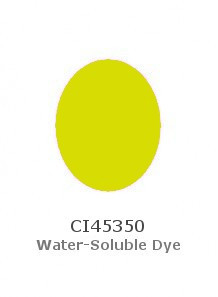 D&C Yellow Fluorescent No.2 (CI 45350) (Water-Soluble)