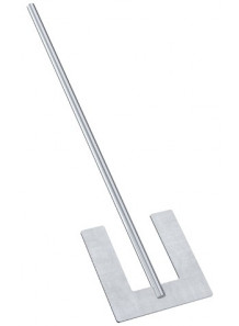 Anchor Paddle Stirrer (Stainless 304) 4ซม ยาว 30ซม
