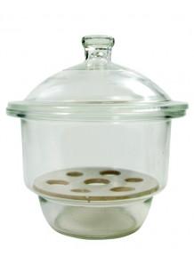 โถดูดความชื้นแก้ว Desiccator 150mm