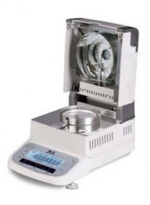 เครื่องวัดความชื้น Moisture Analyzer 50กรัม/0.001g (1mg)