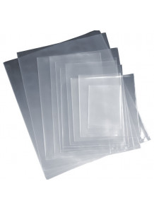 ถุงพลาสติก PE ขุ่นใส 25x35ซม หนา 20ไมครอน
