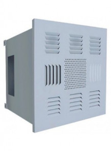 HEPA Airflow Outlet ช่องอากาศกรอง 370x370x500mm