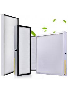 HEPA Filter สำหรับ Airflow Outlet 370x370x500mm (ขนาดกรอง 320x320x80mm)