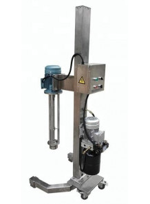Homogenizer 2200วัตต์ (3แรงม้า, 2/3เฟส) ปรับขึ้นลงไฟฟ้า