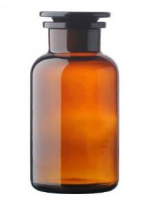 ขวดใส่สารเคมี ขวดใส่สารละลาย (Reagent bottle) 250ml
