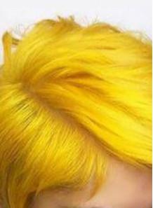 SemiColor - Yellow (สีผม กึ่งถาวร เหลือง)
