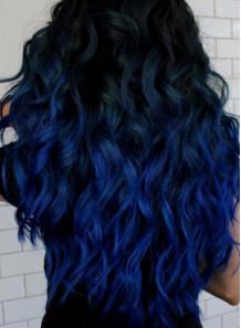 SemiColor - Blue (สีผม กึ่งถาวร น้ำเงิน)