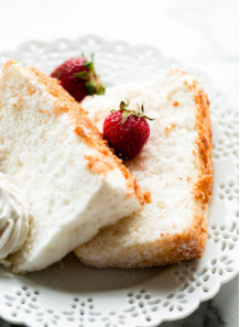 Angel Food Cake (Compare To Bath & Body Works)