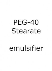 PEG-40 Stearate