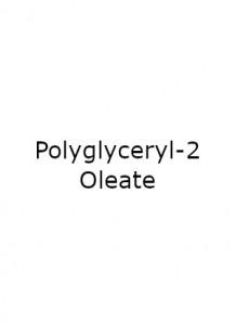 Polyglyceryl-2 Oleate