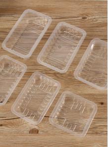 กล่องอาหาร แบบซีลฝา (ถาด) 22x16x8ซม. (600ชิ้น)