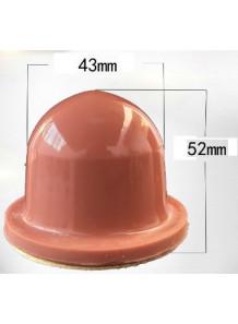 ลูกยางซิลิโคน Silicone Pad 43x52mm กลม