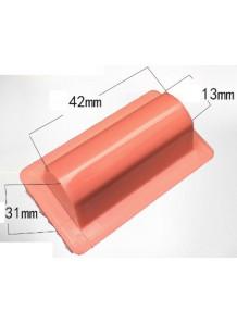 ลูกยางซิลิโคน Silicone Pad 42x13x31mm เหลี่ยม