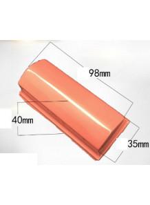 ลูกยางซิลิโคน Silicone Pad 98x35x40mm เหลี่ยม