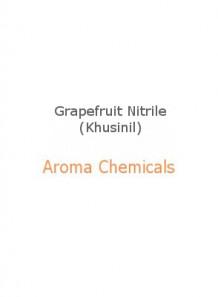 Grapefruit Nitrile (Khusinil)