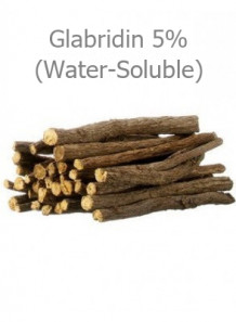 Licorice Extract (Glabridin 4.5%, Water-Soluble)