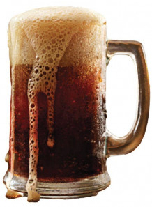 Root Beer Flavor (ละลายน้ำมัน)