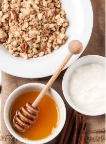 Oatmeal & Honey Flavor (ละลายน้ำมัน)