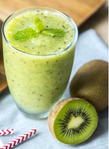Kiwi in Summer Flavor (ละลายน้ำมัน)