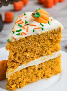 Pumpkin Cake Flavor (ละลายน้ำมัน)
