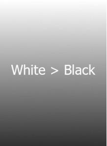 White To Black Magic Beads