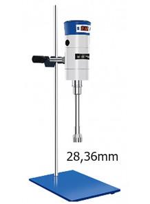 Homogenizer 510/300วัตต์  หัวปั่น 28,36มม Digital