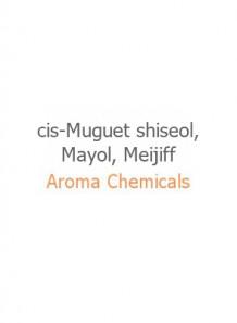 cis-Muguet shiseol, Mayol, Meijiff