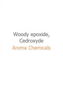 Woody epoxide, Cedroxyde