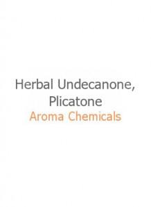 Herbal Undecanone, Plicatone