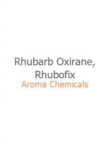 Rhubarb Oxirane, Rhubofix