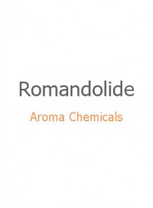Romandolide, Musk methyl propionate