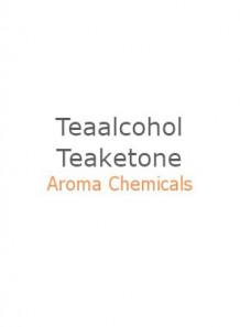 Teaalcohol / Teaketone
