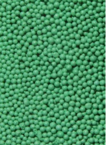 Cooling Green Beads (Menthol Encapsulation)