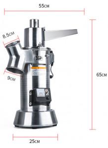 เครื่องบดผง (hammer mill grinder) ระบบต่อเนื่อง (3000วัตต์)