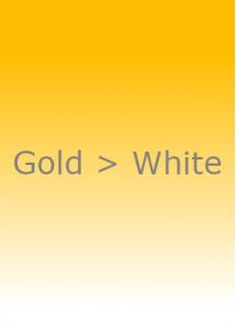 Gold To White Magic Beads (800 micron)