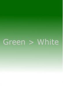 Green To White Magic Beads (800 micron)
