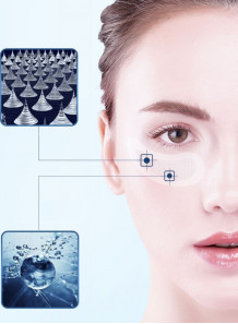 Microneedle Anti-Aging Patch