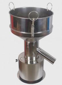 เครื่องร่อนตะแกรง Vibrating Sifter 43x15ซม (สแตนเลส)