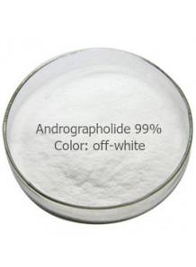 Andrographis paniculata (ฟ้าทะลายโจร) (Andrographolide 99%)
